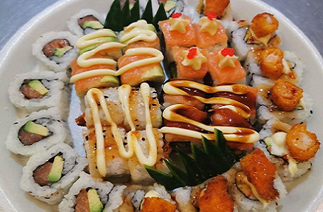 Sushi Combos Worcester