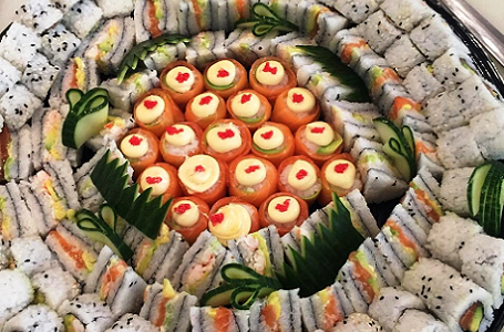 Sushi Platters Worcester